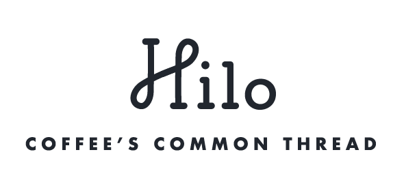 Logo Hilo Cafe : Coffee´s Common Thread