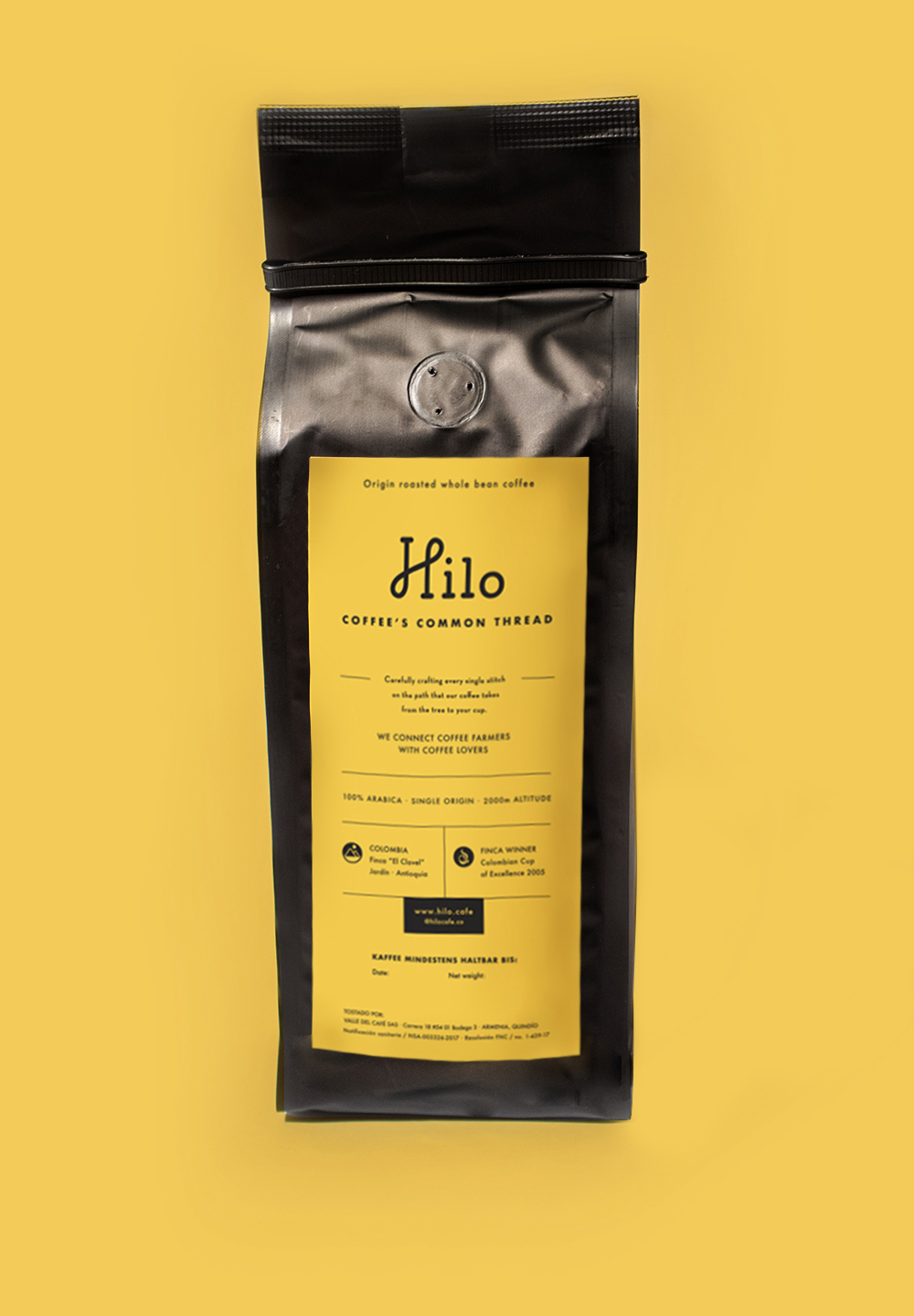 Hilo Coffee Subscription (Beans)
